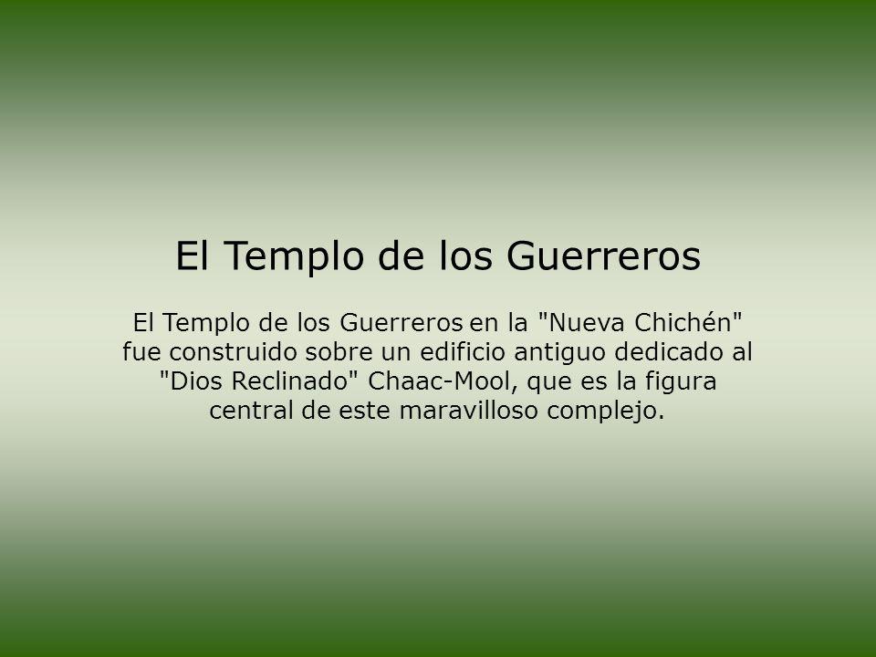 El Templo de los Guerreros