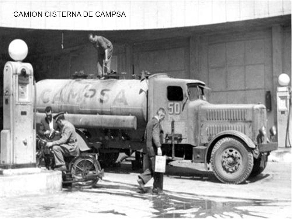 CAMION CISTERNA DE CAMPSA