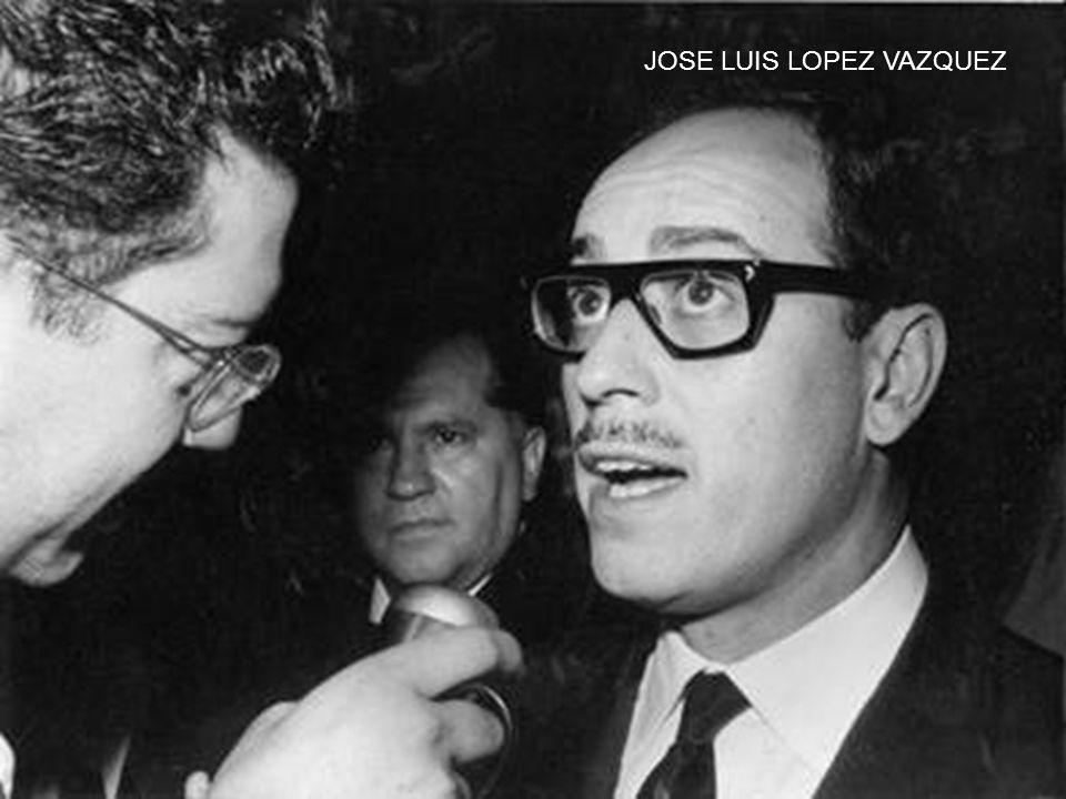 JOSE LUIS LOPEZ VAZQUEZ