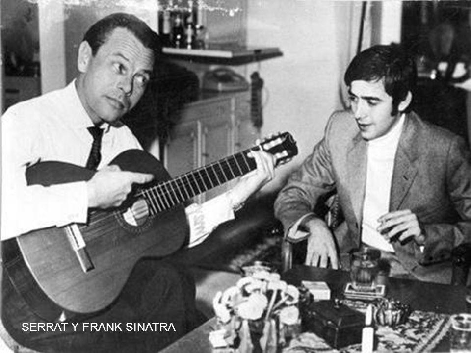 RAPHAEL SERRAT Y FRANK SINATRA