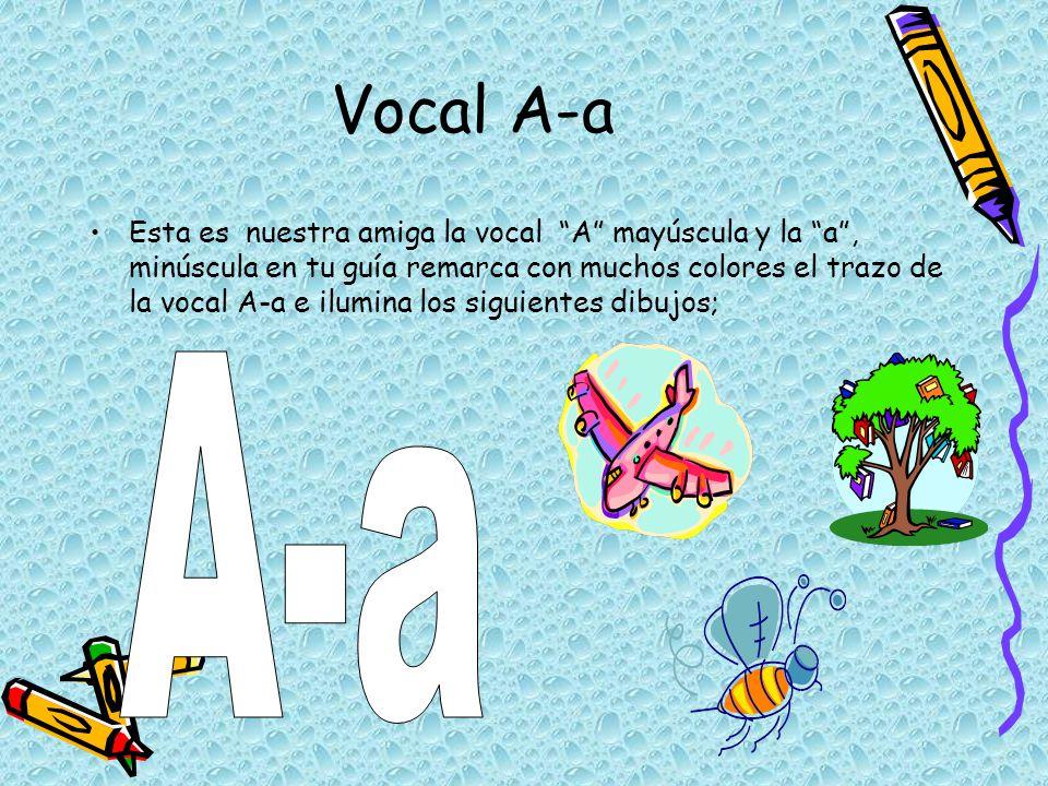 Vocal A-a