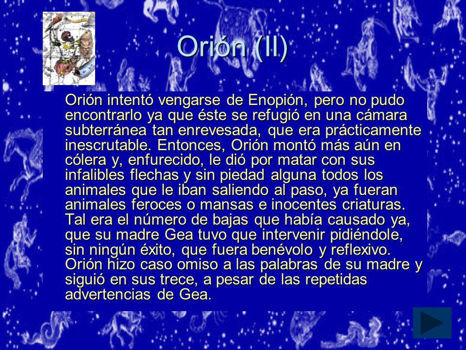 Orión (II)