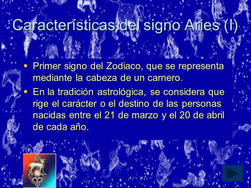 El zodiaco ppt descargar - Primer signo del zodiaco ...