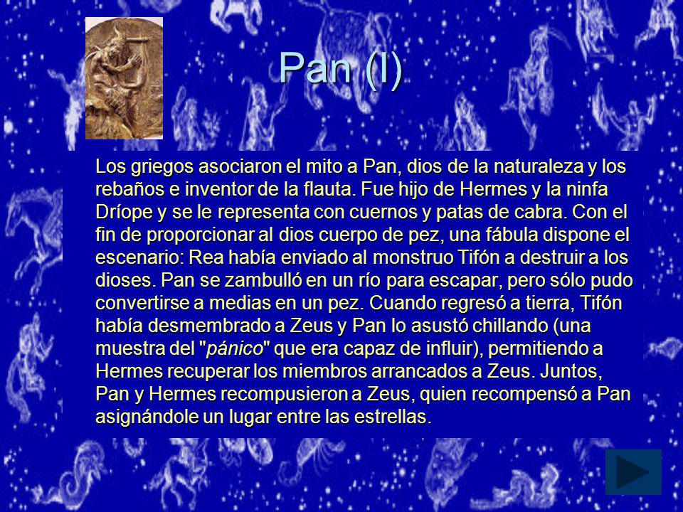 Pan (I)