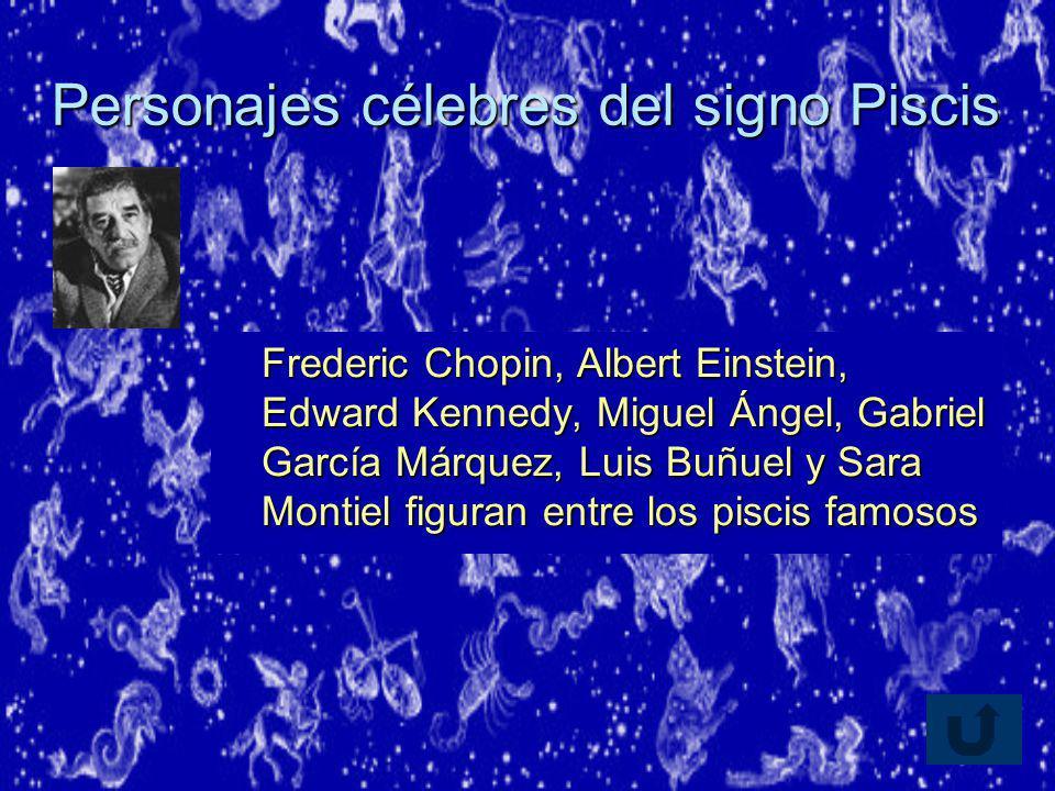 Personajes célebres del signo Piscis