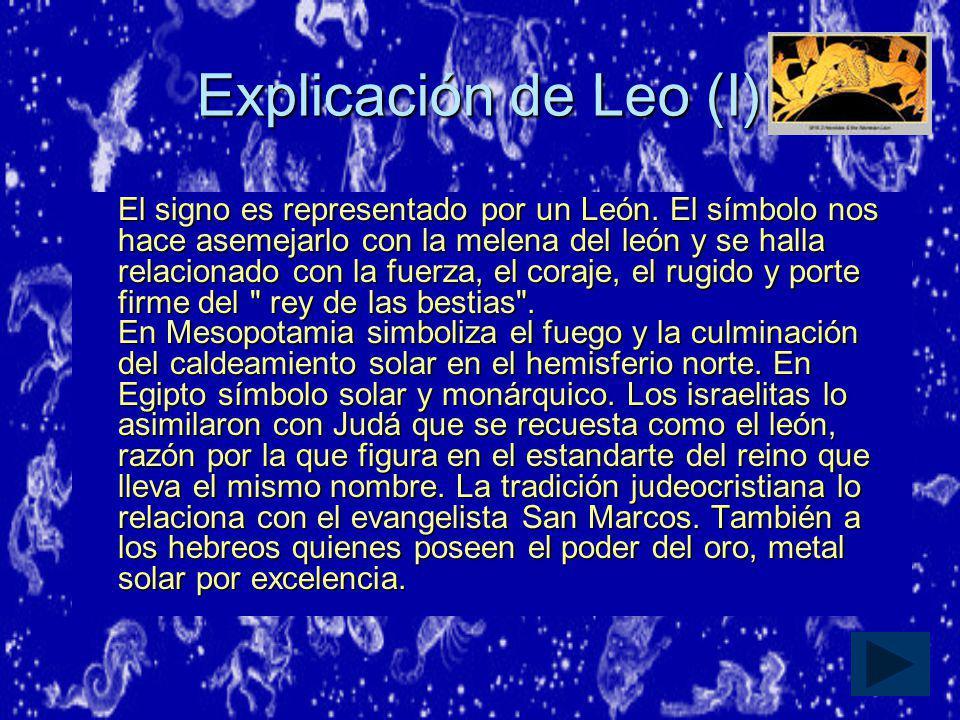 Explicación de Leo (I)