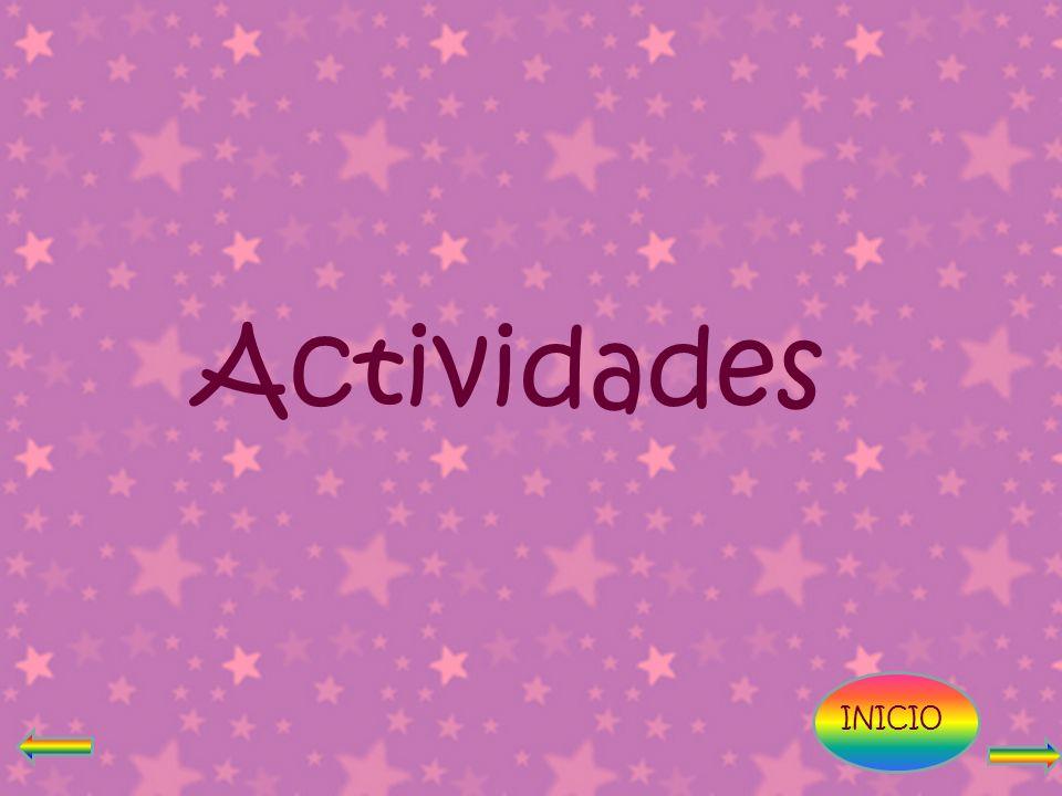 Actividades INICIO