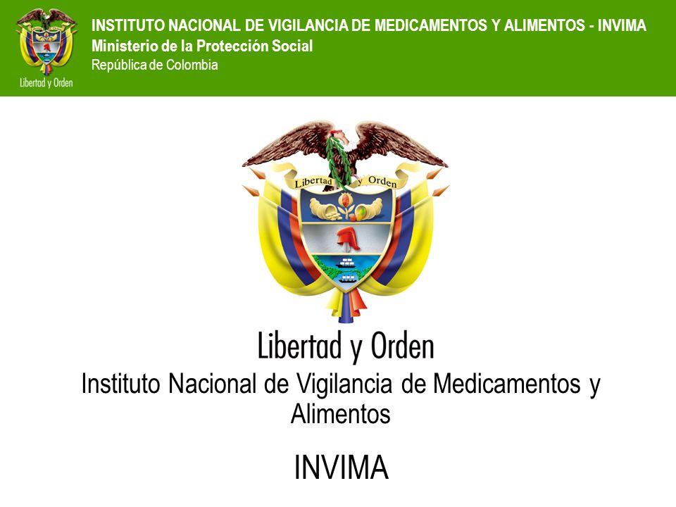 Instituto Nacional de Vigilancia de Medicamentos y Alimentos