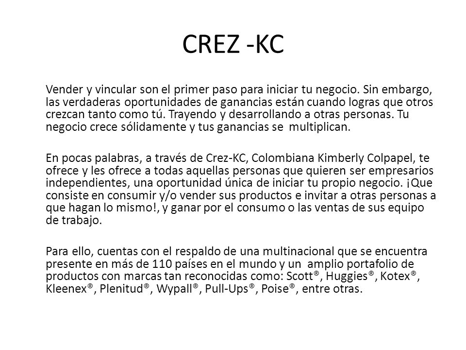CREZ -KC