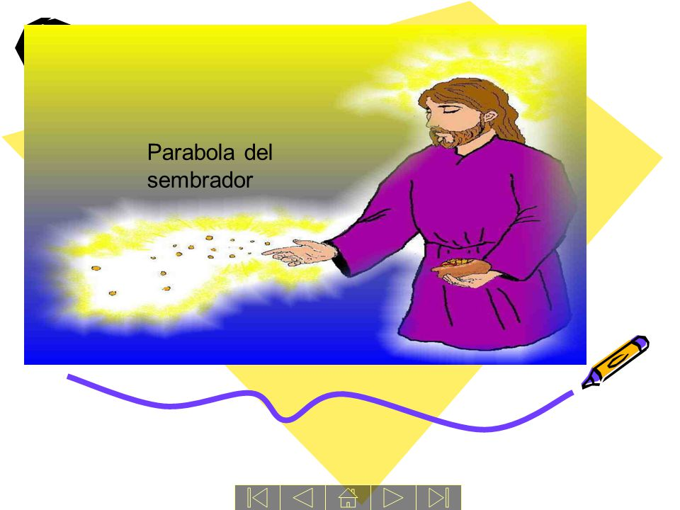 LA PARABOLA DEL SEMBRADOR