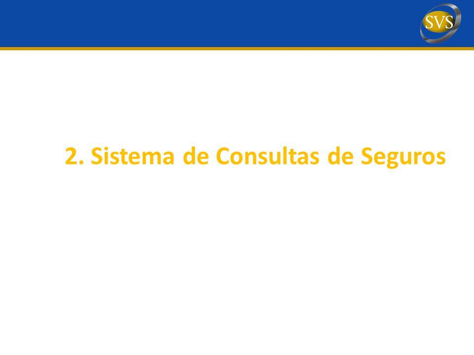2. Sistema de Consultas de Seguros