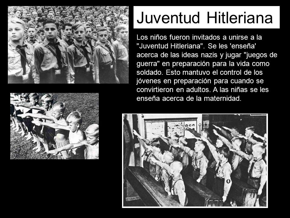 Juventud Hitleriana