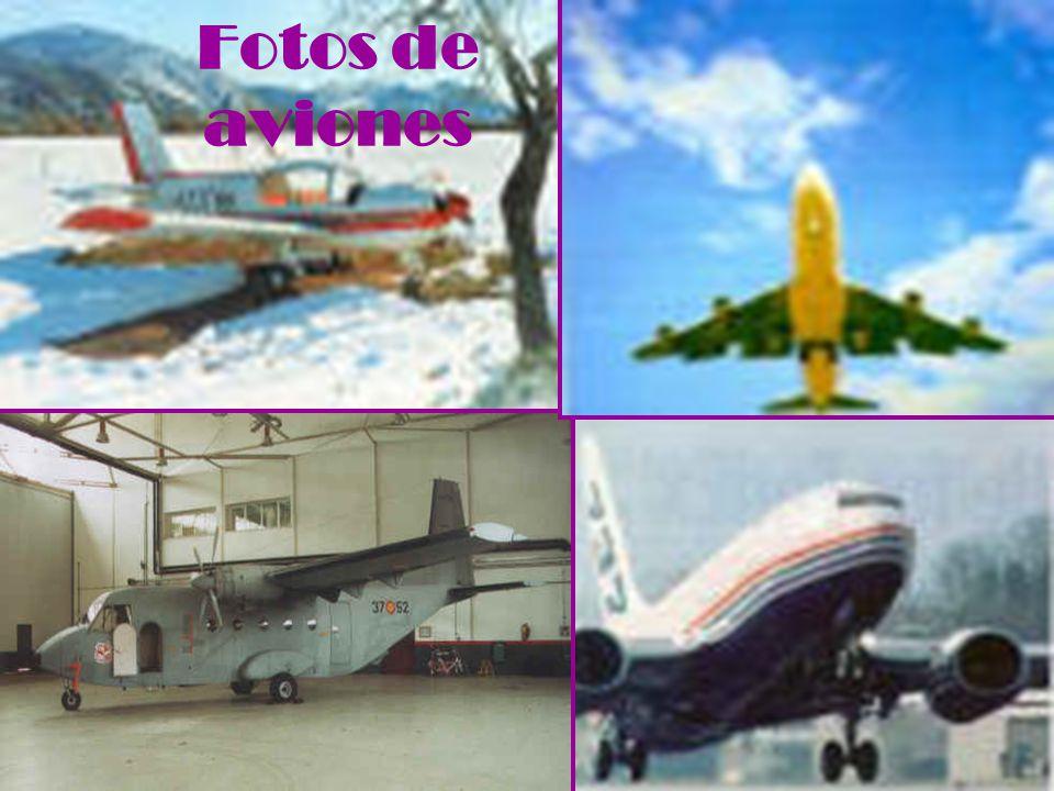 Fotos de aviones
