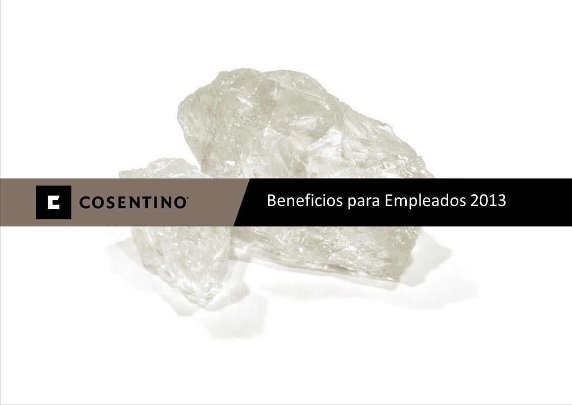 Beneficios para Empleados 2013