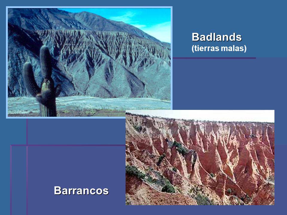 Badlands (tierras malas)