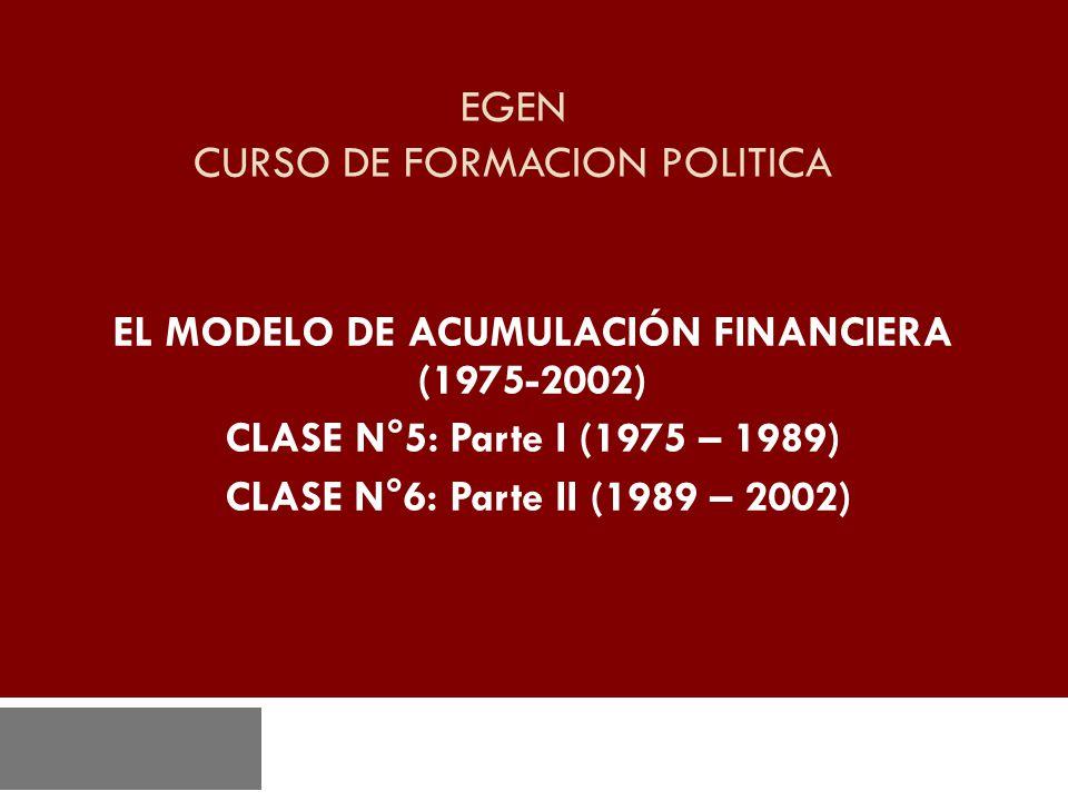 EGEN CURSO DE FORMACION POLITICA