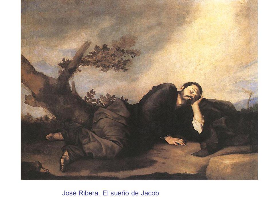 José Ribera. El sueño de Jacob