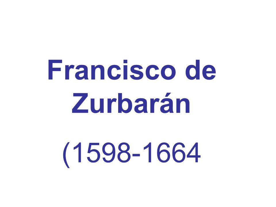 Francisco de Zurbarán (1598-1664