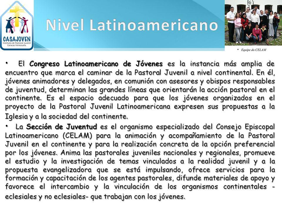 Nivel Latinoamericano