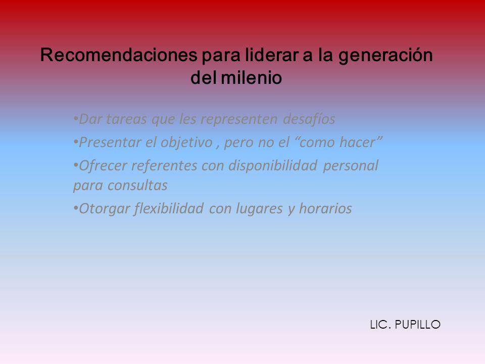 Integraci n generacional ppt descargar for Milenio 3 horario