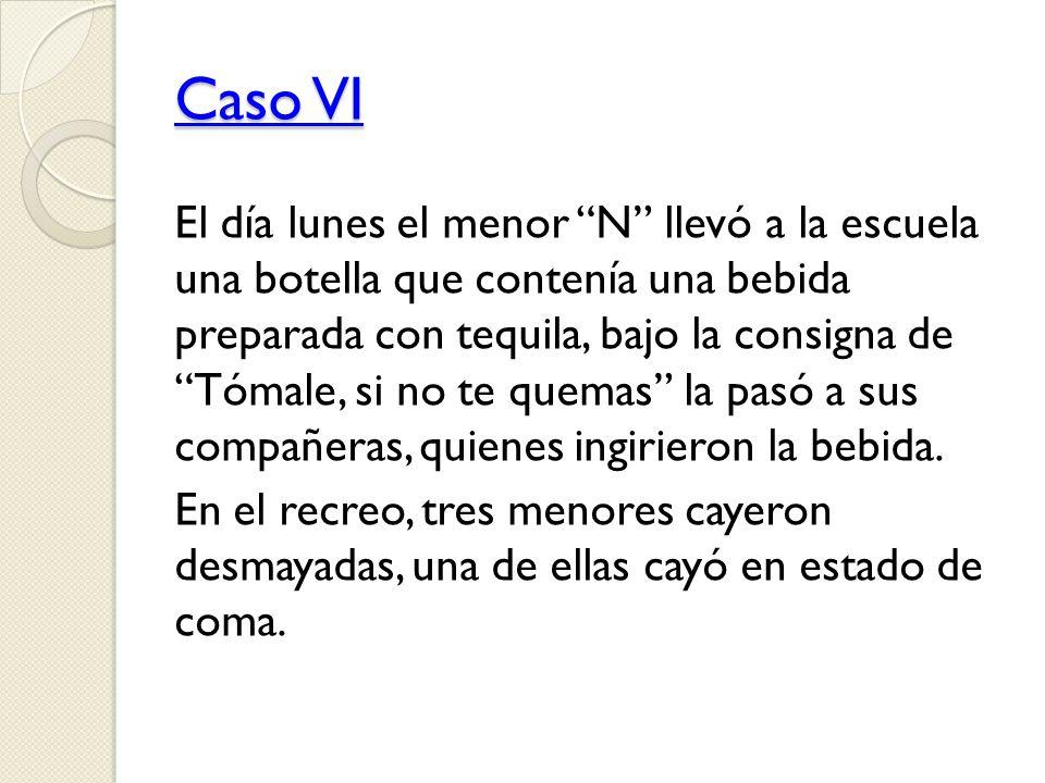 Caso VI