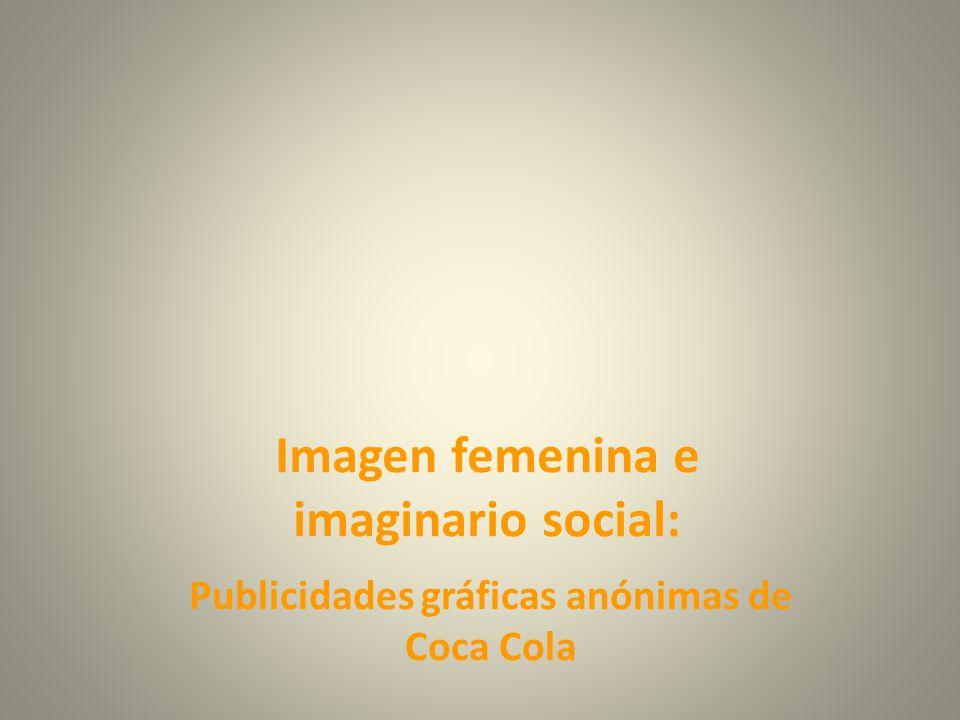 Imagen femenina e imaginario social: