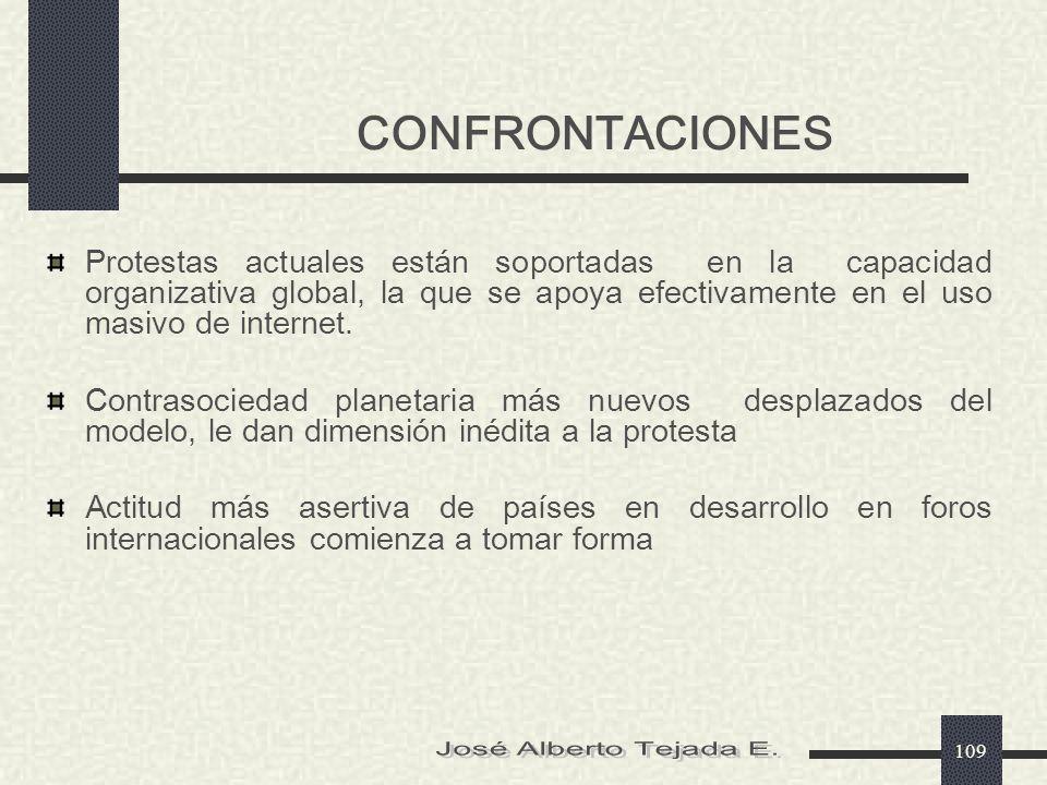 CONFRONTACIONES José Alberto Tejada E.