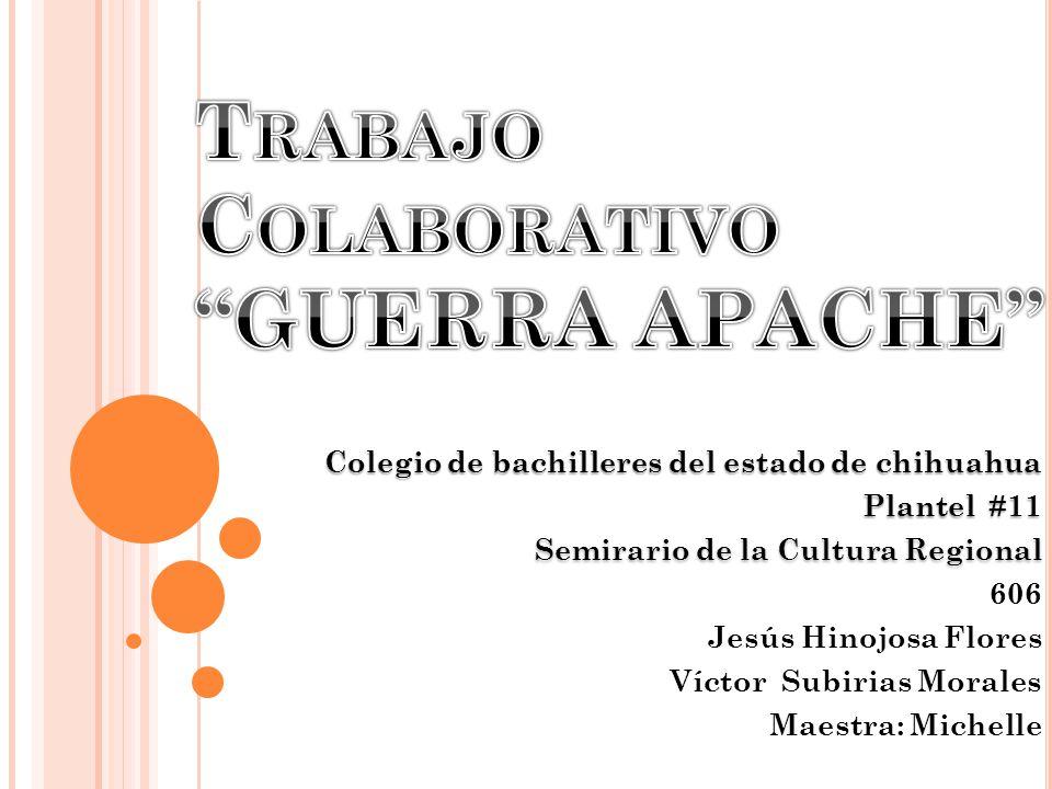 Trabajo Colaborativo GUERRA APACHE