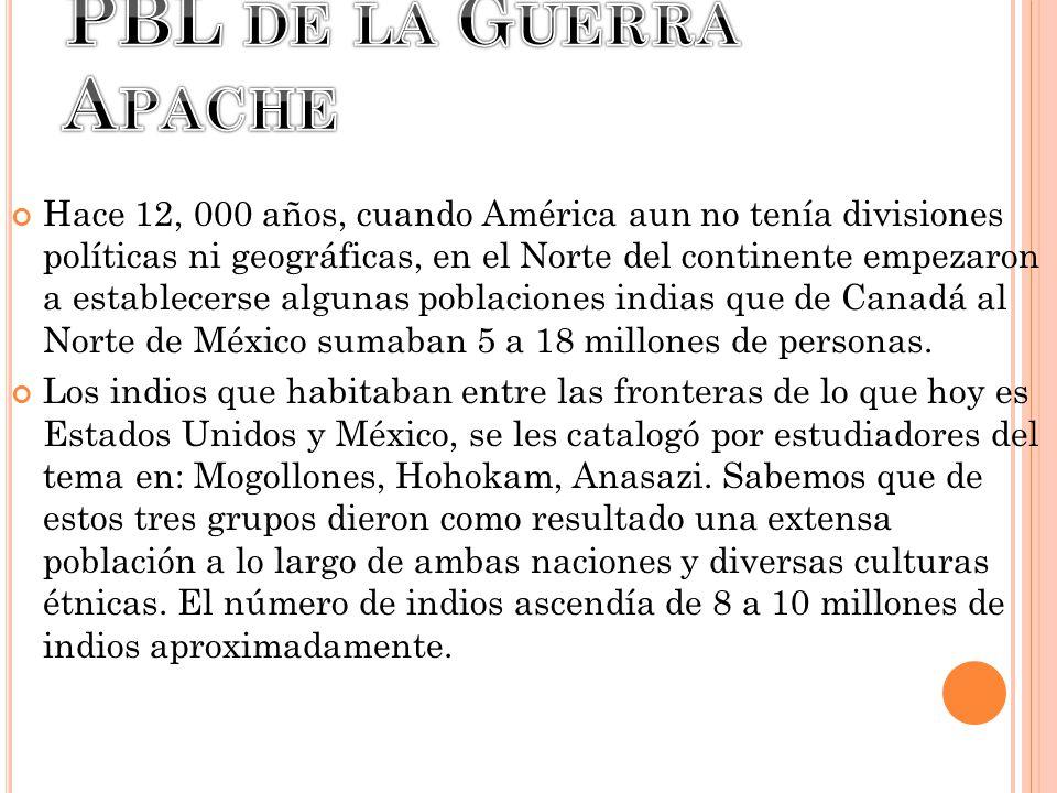 PBL de la Guerra Apache