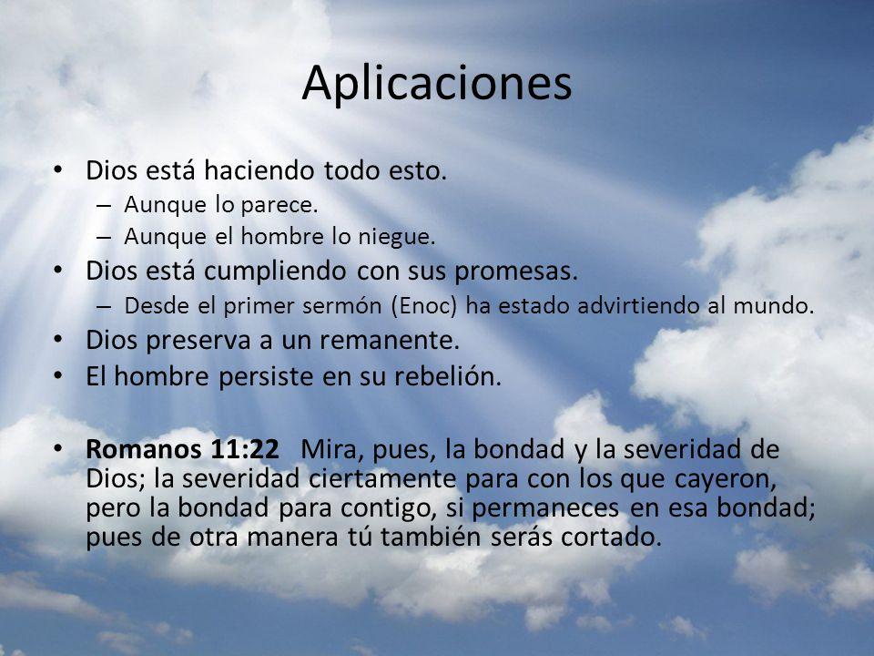 Aplicaciones Dios está haciendo todo esto.