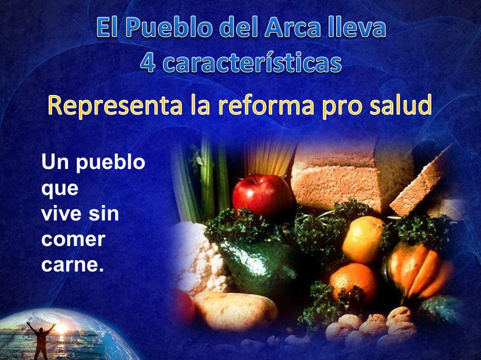 Representa la reforma pro salud