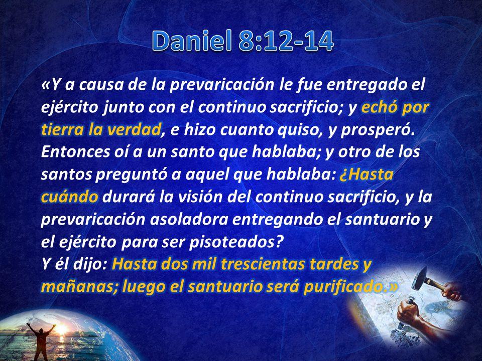 Daniel 8:12-14