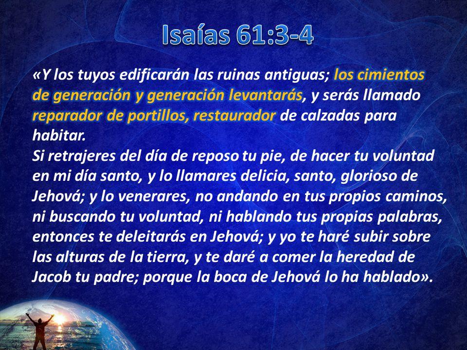 Isaías 61:3-4