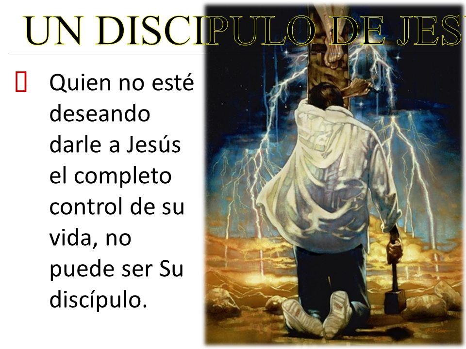 UN DISCIPULO DE JESUS ².