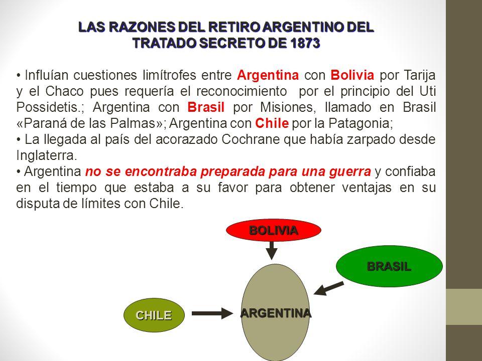 LAS RAZONES DEL RETIRO ARGENTINO DEL