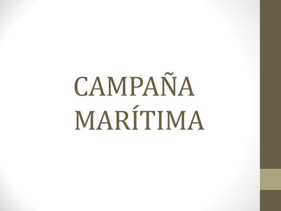 CAMPAÑA MARÍTIMA