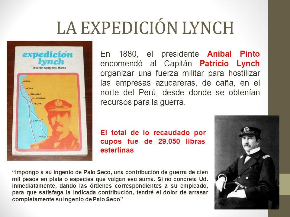 LA EXPEDICIÓN LYNCH