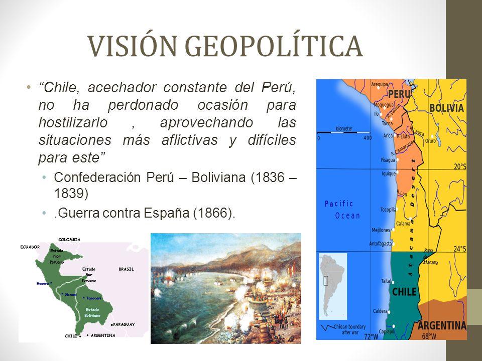 VISIÓN GEOPOLÍTICA