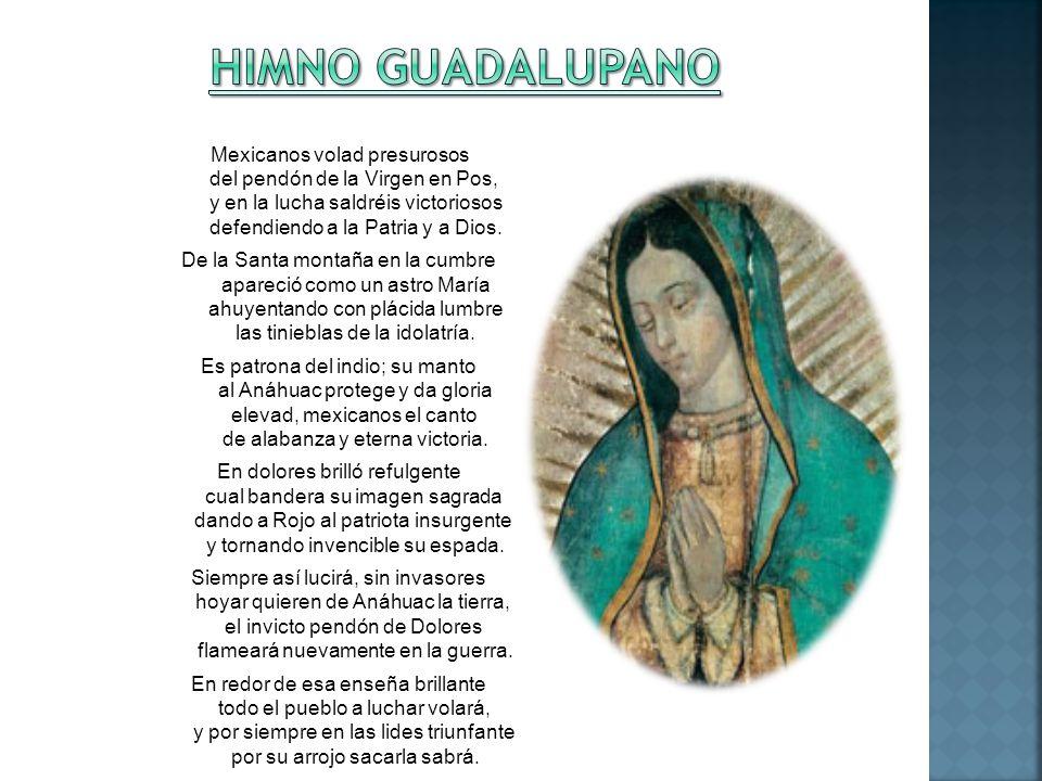 Himno Guadalupano