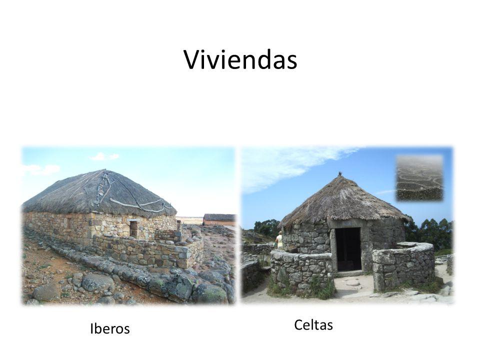 Viviendas Celtas Iberos