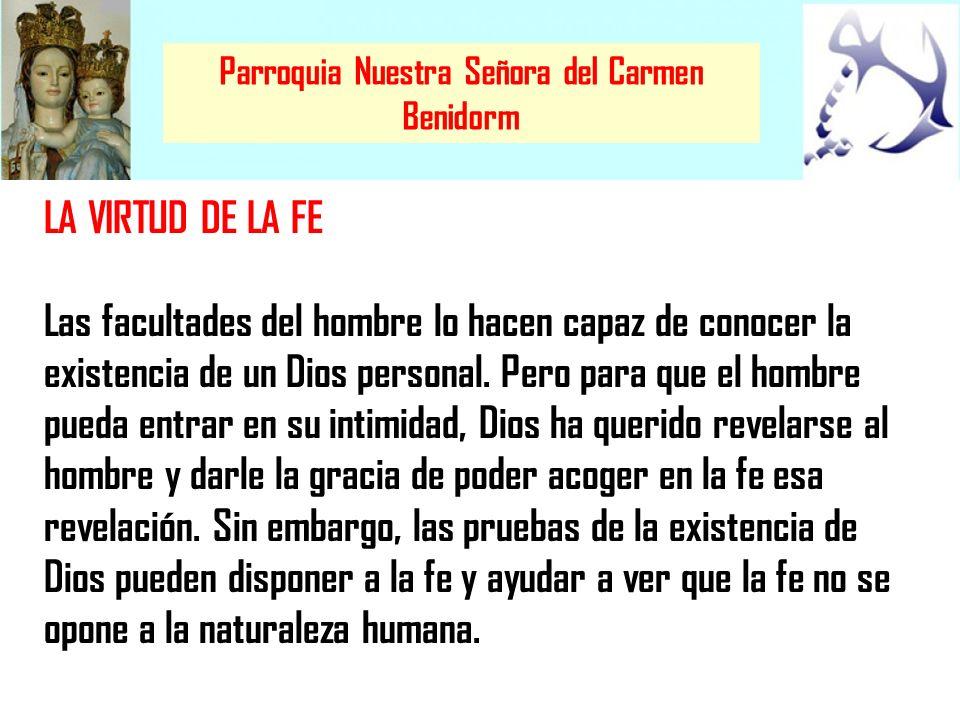 Parroquia Nuestra Señora del Carmen