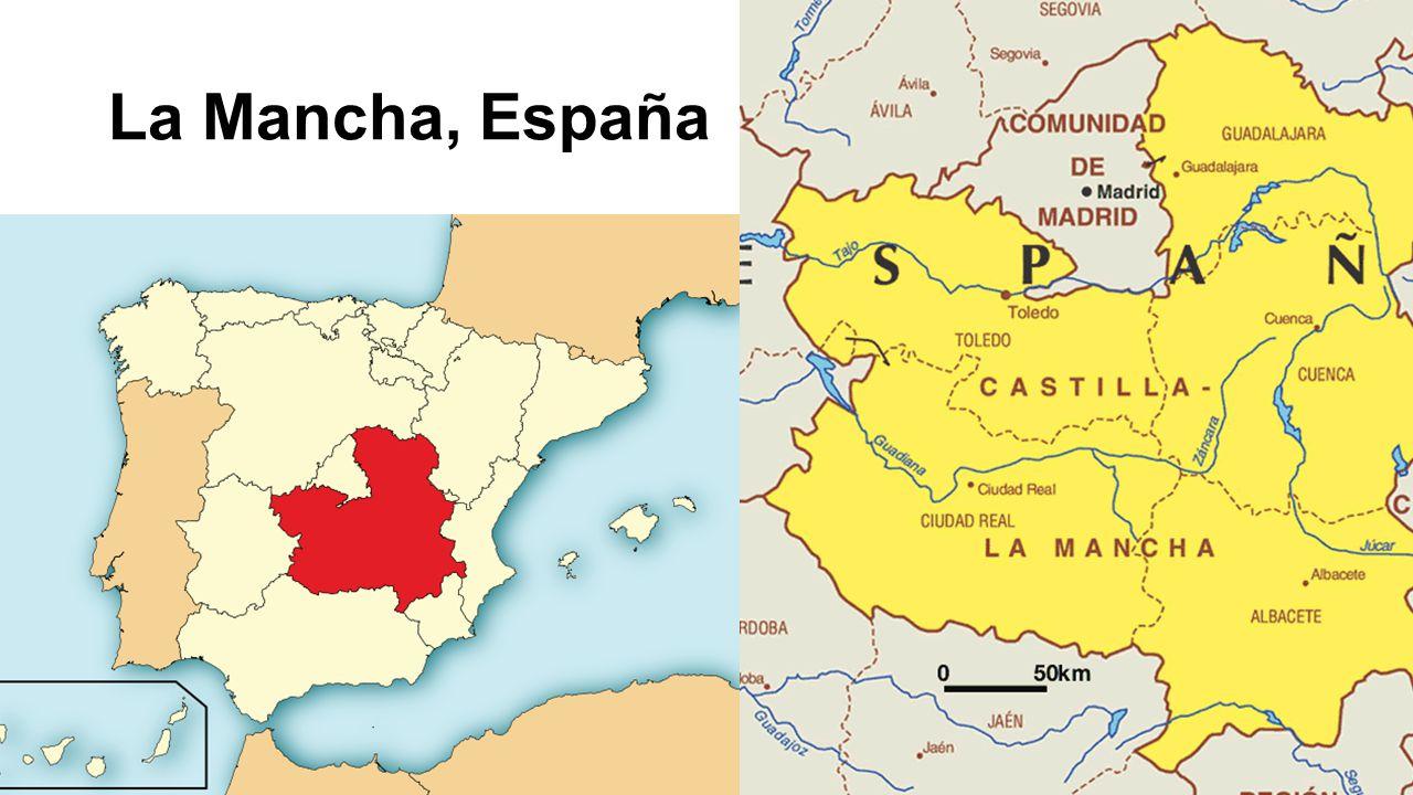La Mancha, España