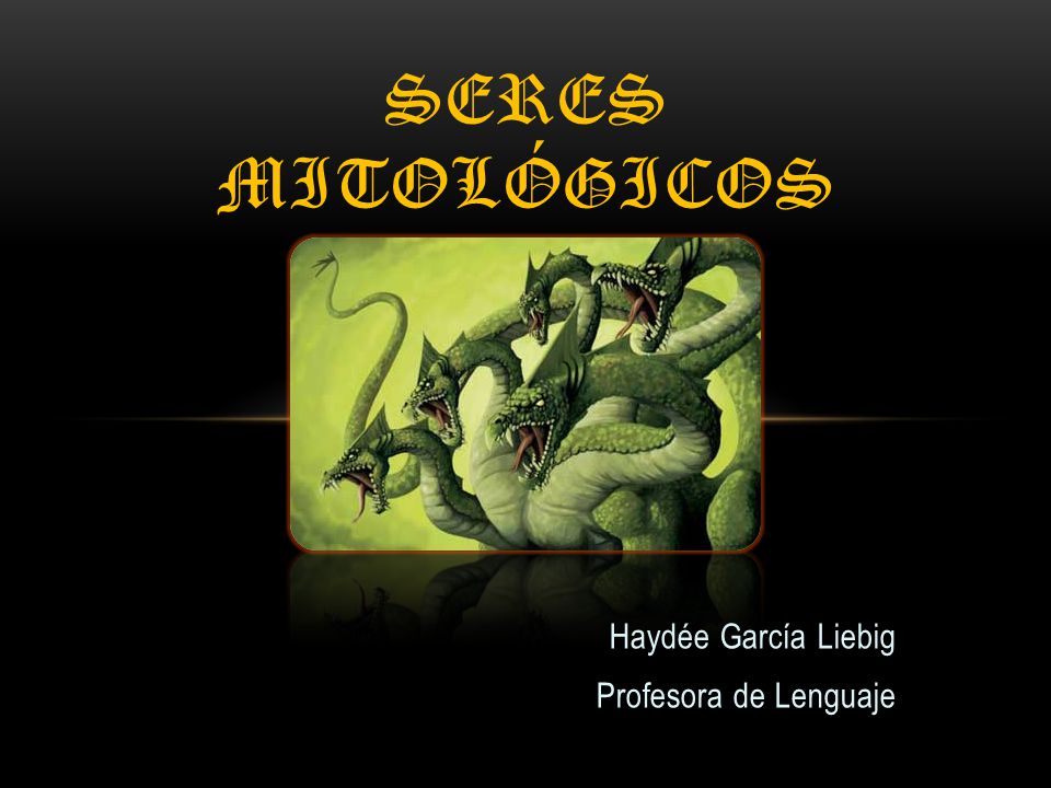 Haydée García Liebig Profesora de Lenguaje