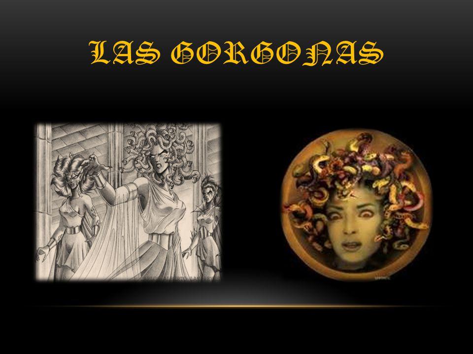 Las Gorgonas