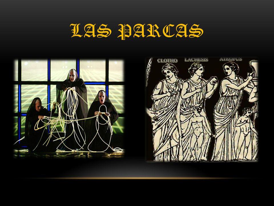 Las Parcas