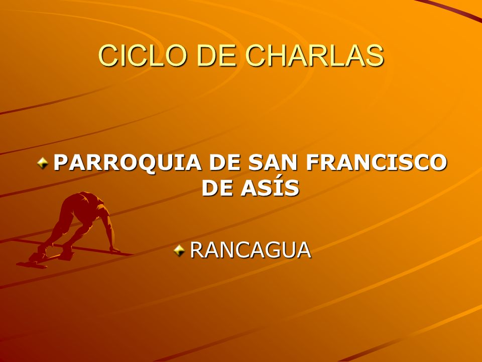 PARROQUIA DE SAN FRANCISCO DE ASÍS