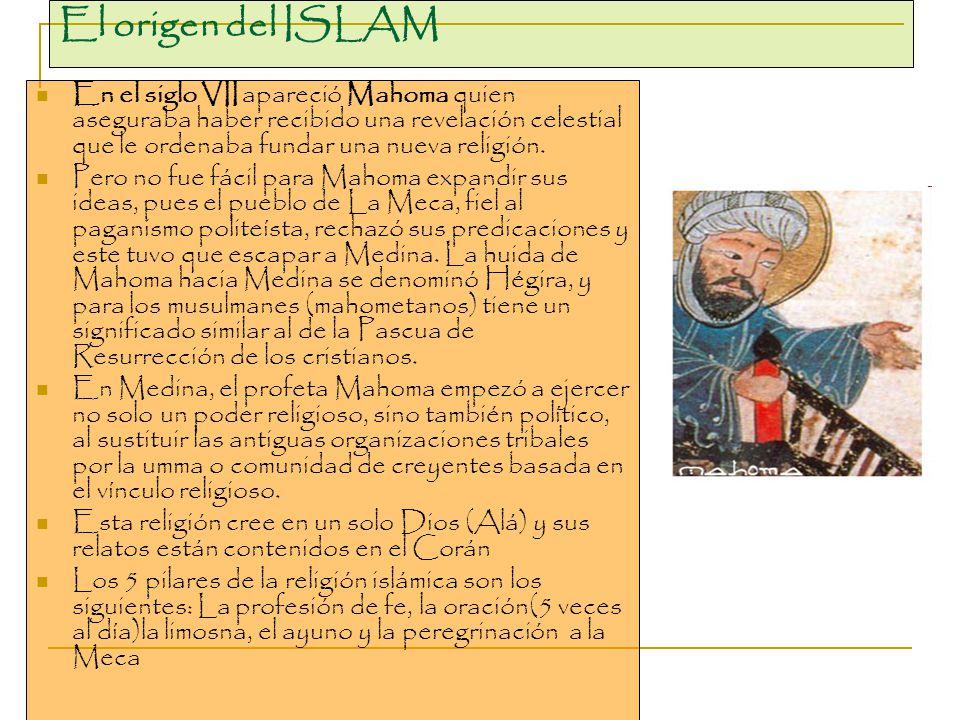 El origen del ISLAM