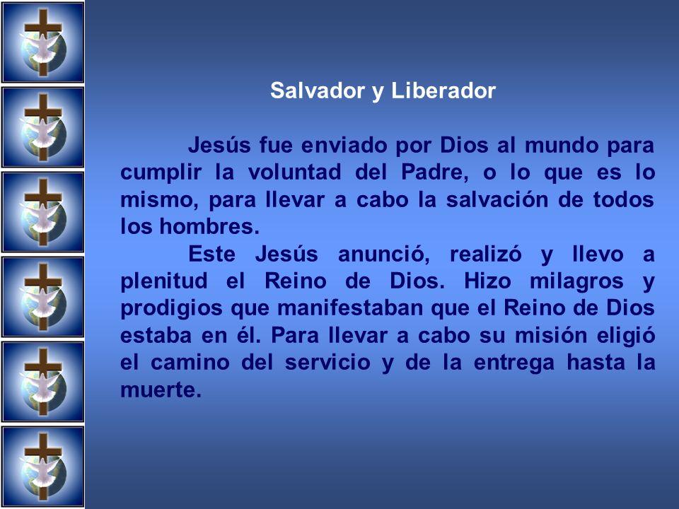 Salvador y Liberador