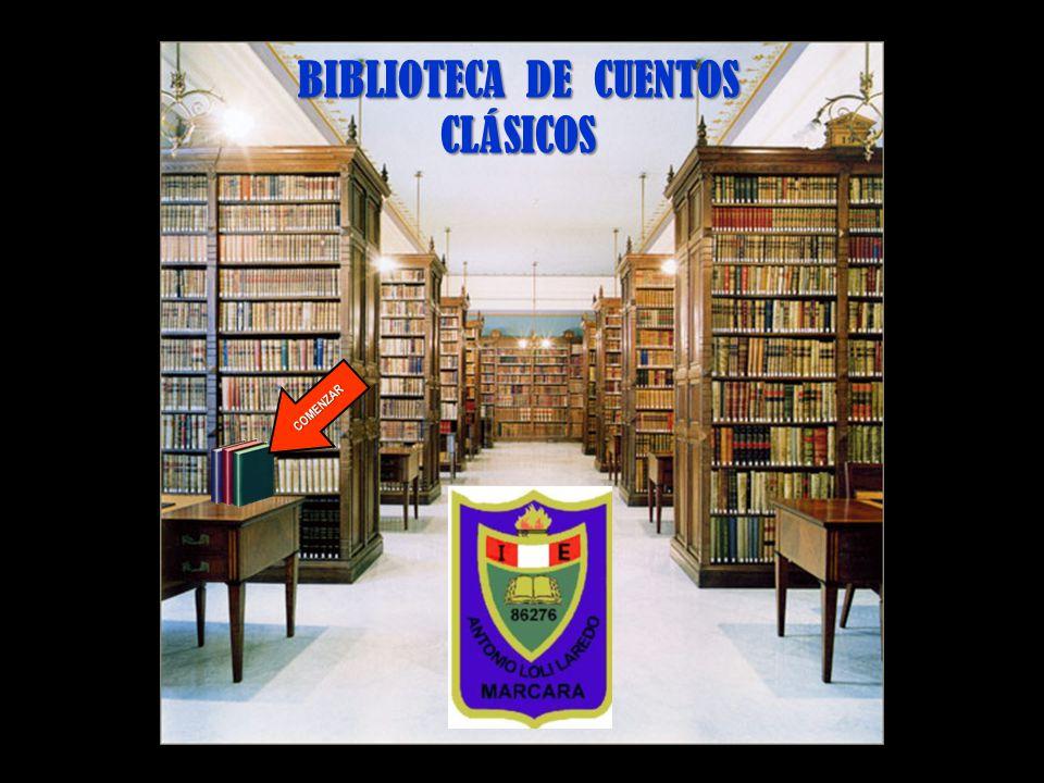BIBLIOTECA DE CUENTOS CLÁSICOS