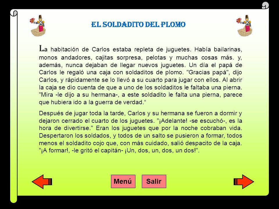EL SOLDADITO DEL PLOMO